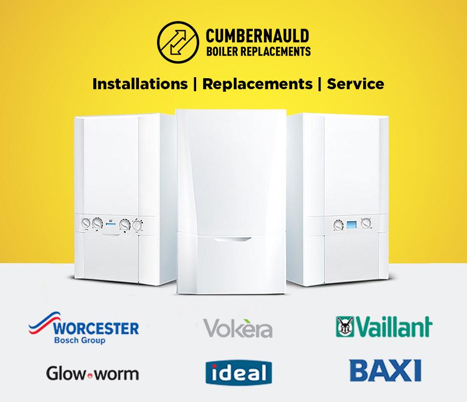 cumbernauld boiler replacements